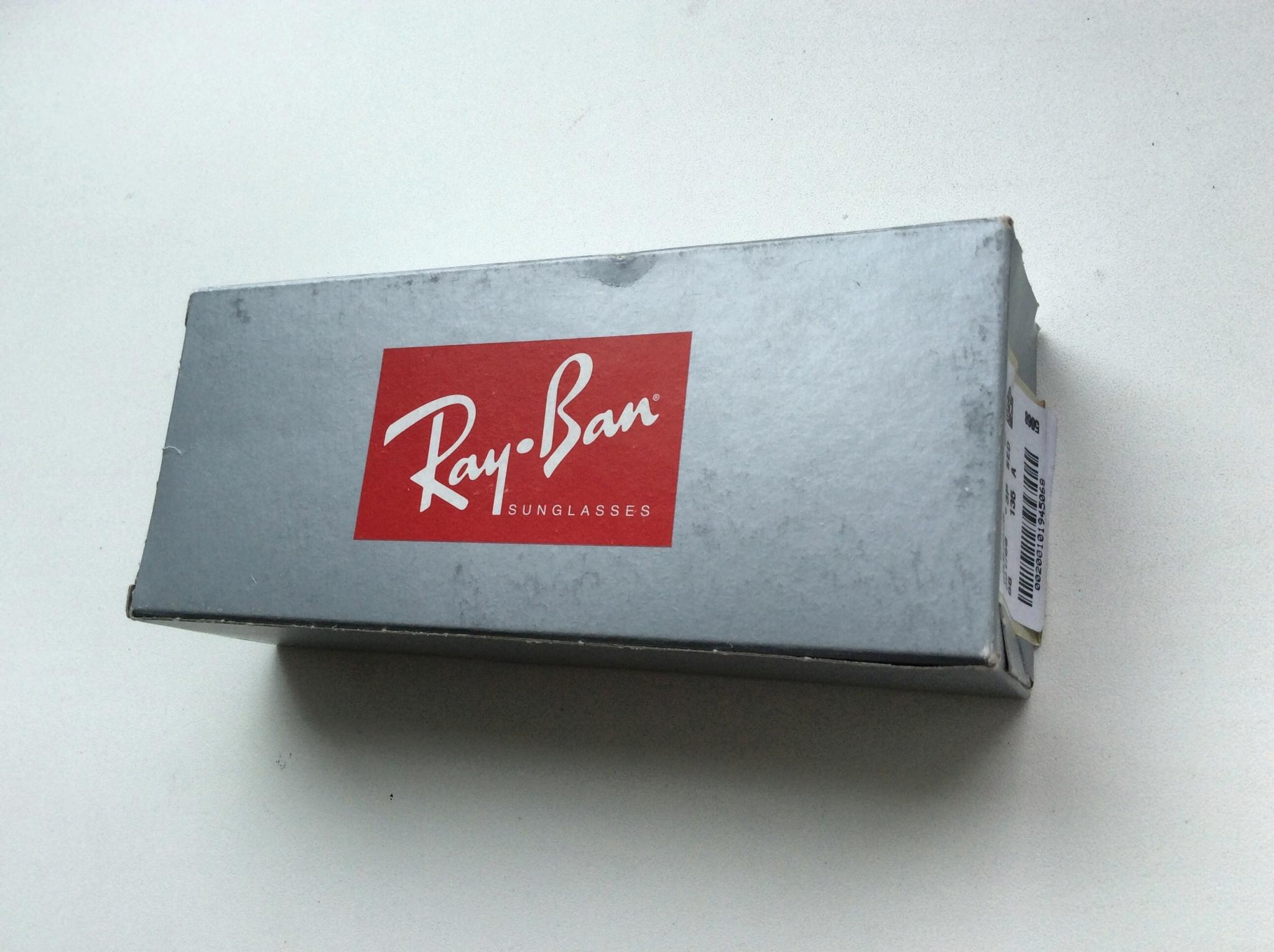 ec09b24add29 Обзор на Солнцезащитные очки RAY-BAN AVIATOR FULL COLOR RB3025JM 001/3M58 -  изображение