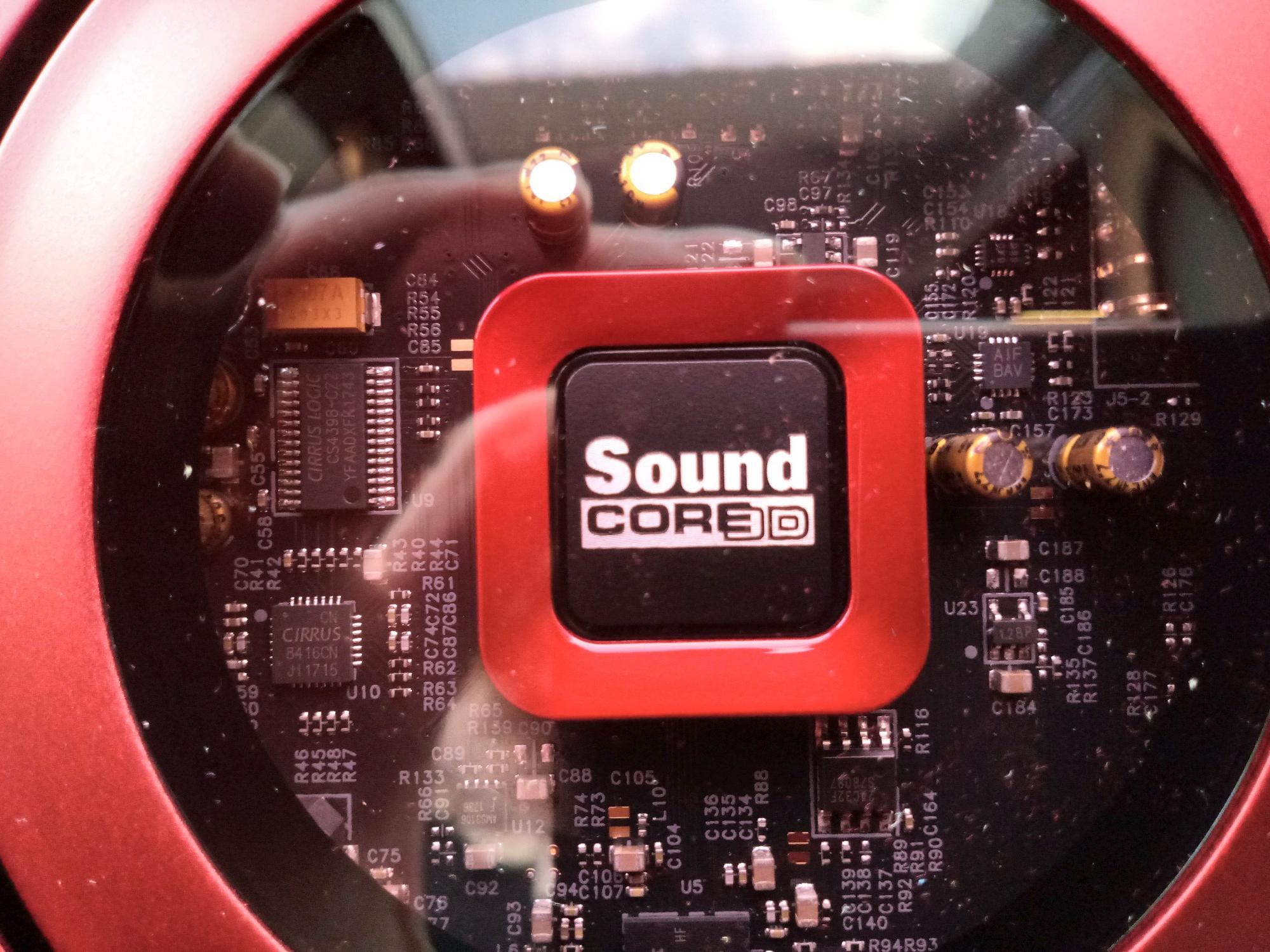 Обзор от покупателя на Звуковая карта Creative Sound Blaster Z PCI