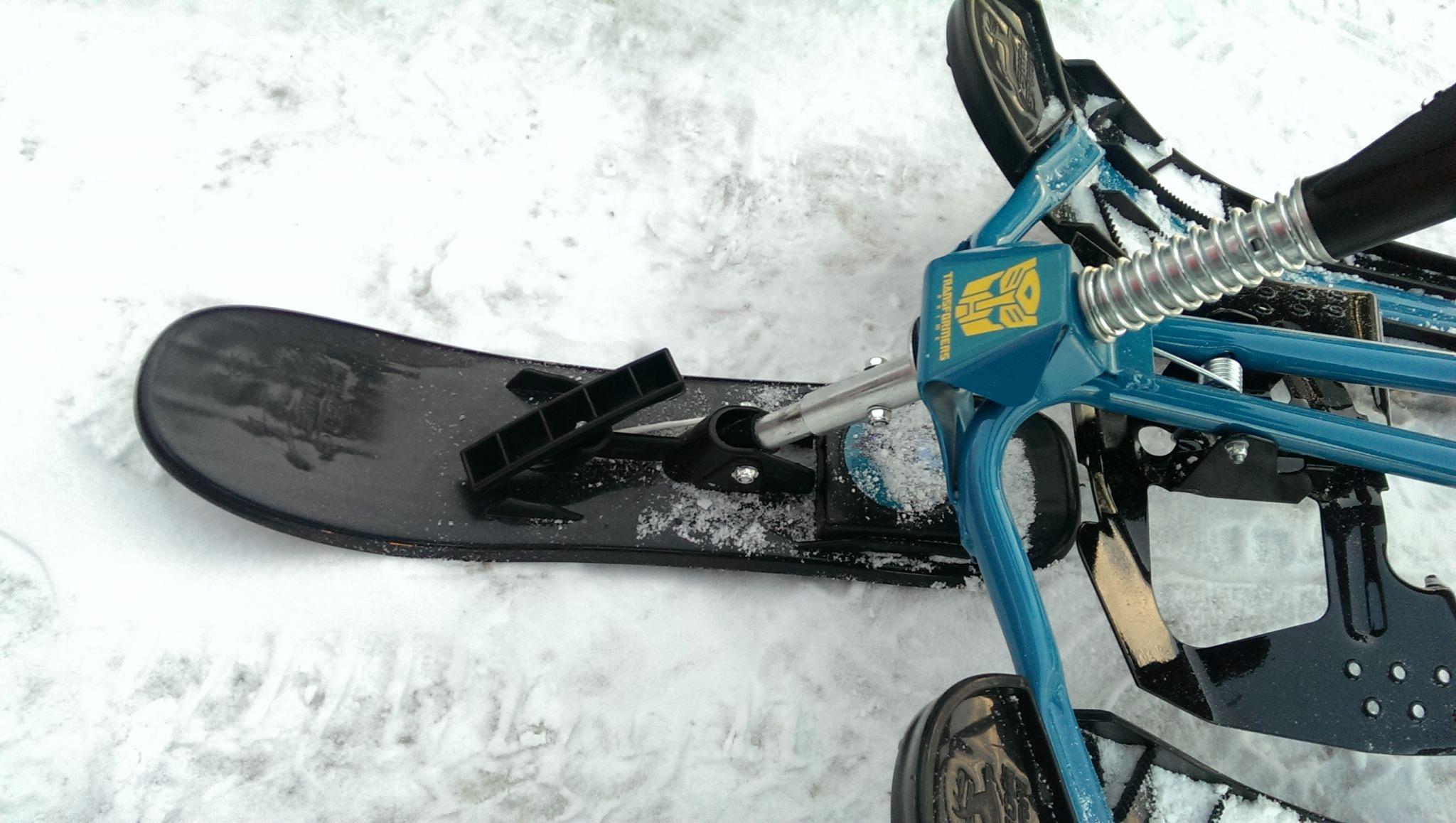 Снегокат snowstorm инструкция