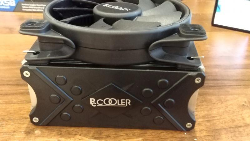 Обзор на Кулер для процессора PCCooler GI-X5B BLUE - изображение 11