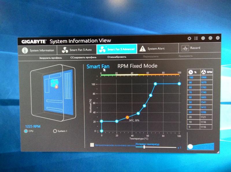 Обзор на Кулер для процессора PCCooler GI-X5B BLUE - изображение 16
