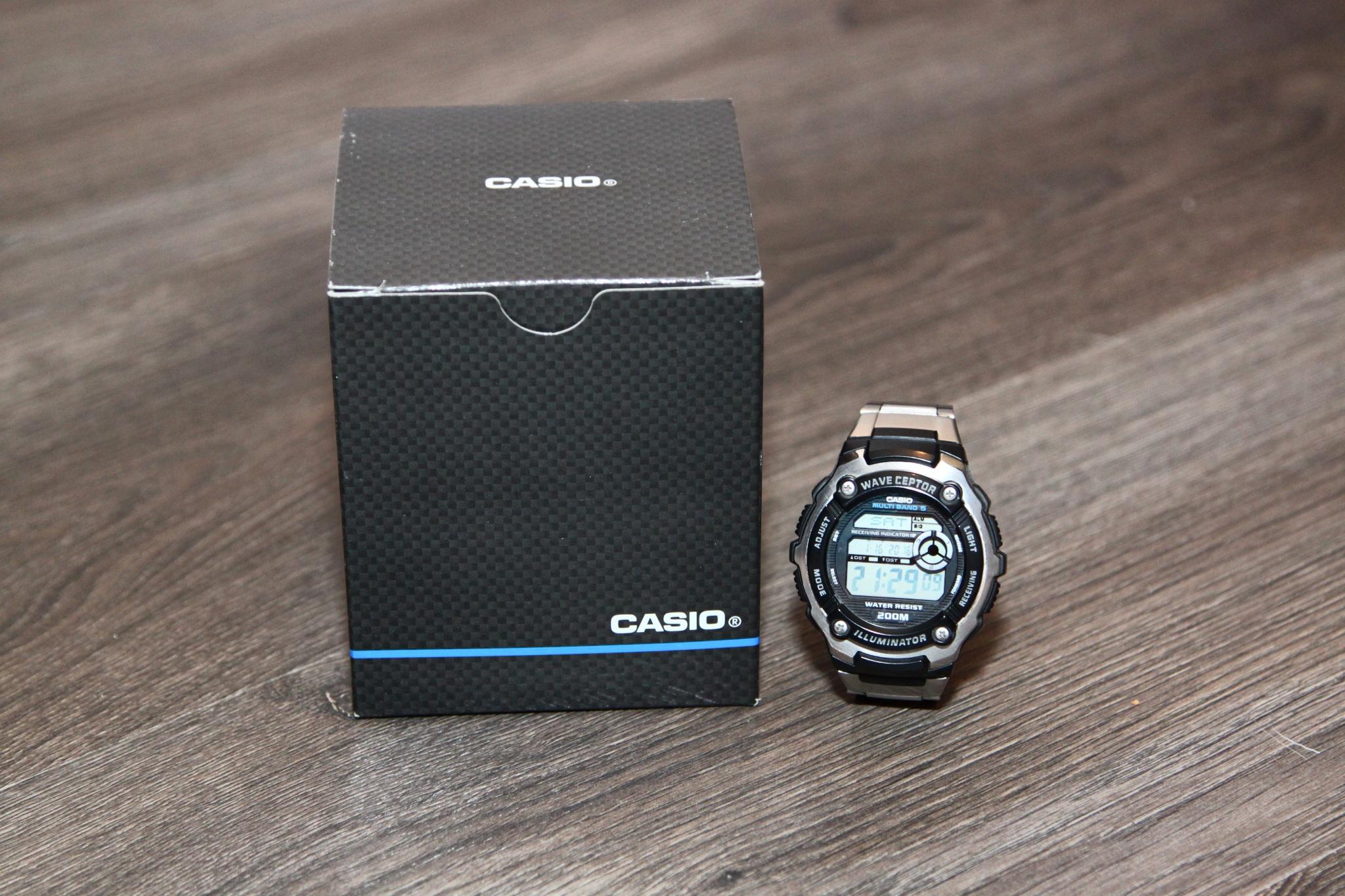 Обзор от покупателя на Наручные часы CASIO WV-200DE-1A WAVE CEPTOR ... 4fc41b29567a9