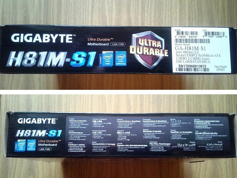 Обзор на Материнская плата GIGABYTE GA-H81M-S1 (LGA1150, micro ATX) - изображение 4