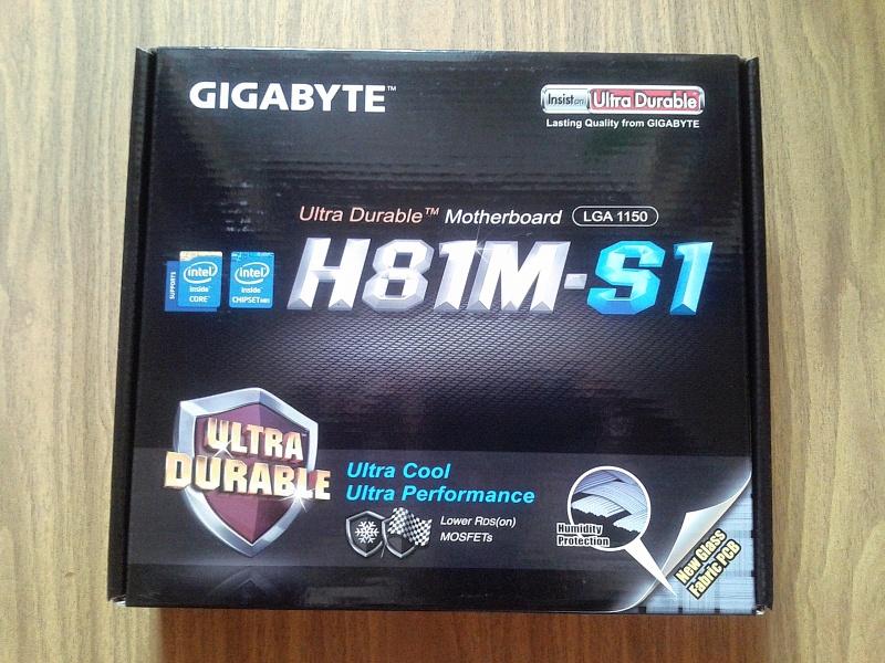 Обзор на Материнская плата GIGABYTE GA-H81M-S1 (LGA1150, micro ATX) - изображение 2