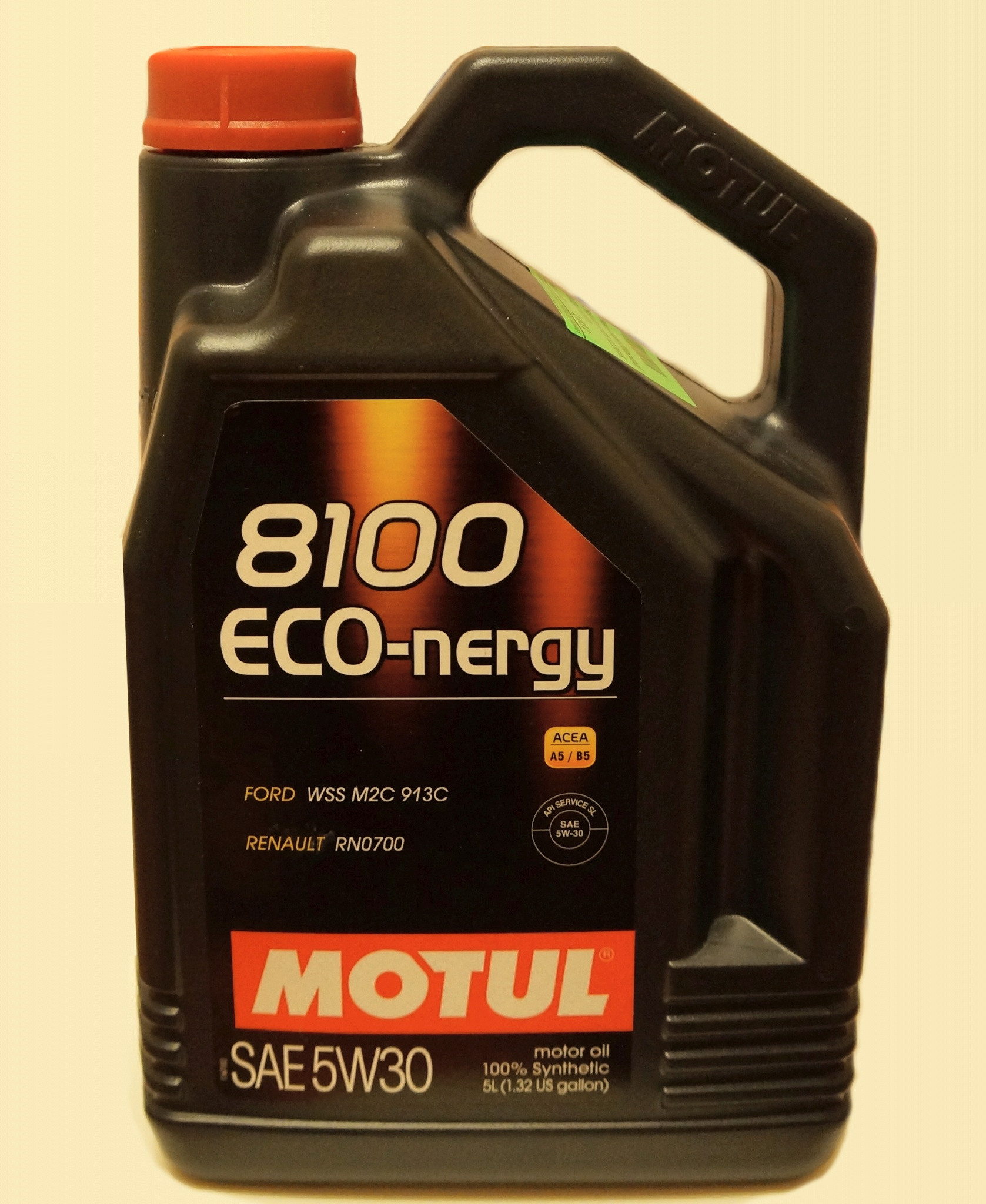 motul eco-energy 5w30 ford