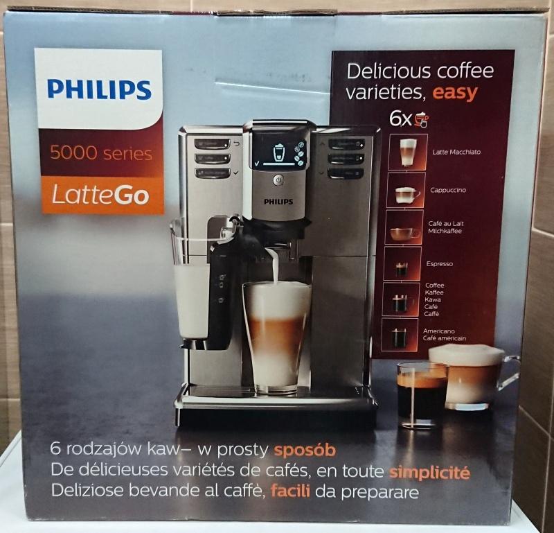 Обзор на Кофемашина Philips EP5030/10 - изображение 9