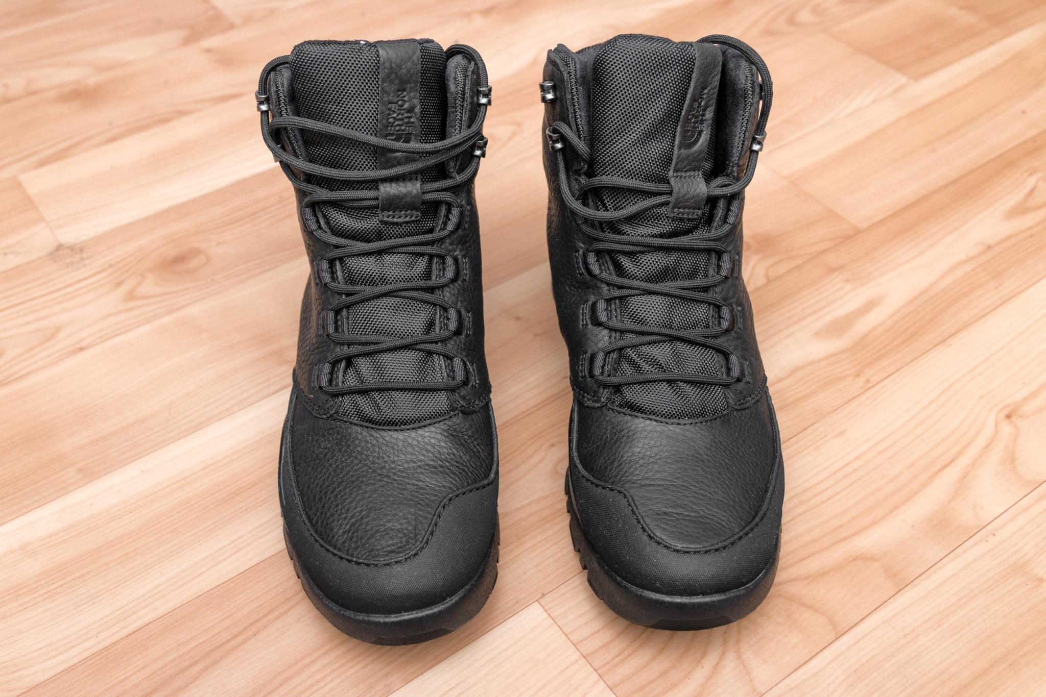 1b46901f6a52 Обзор на Ботинки THE NORTH FACE T93316ZU5 для мужчины, цвет черный, размер  12 -