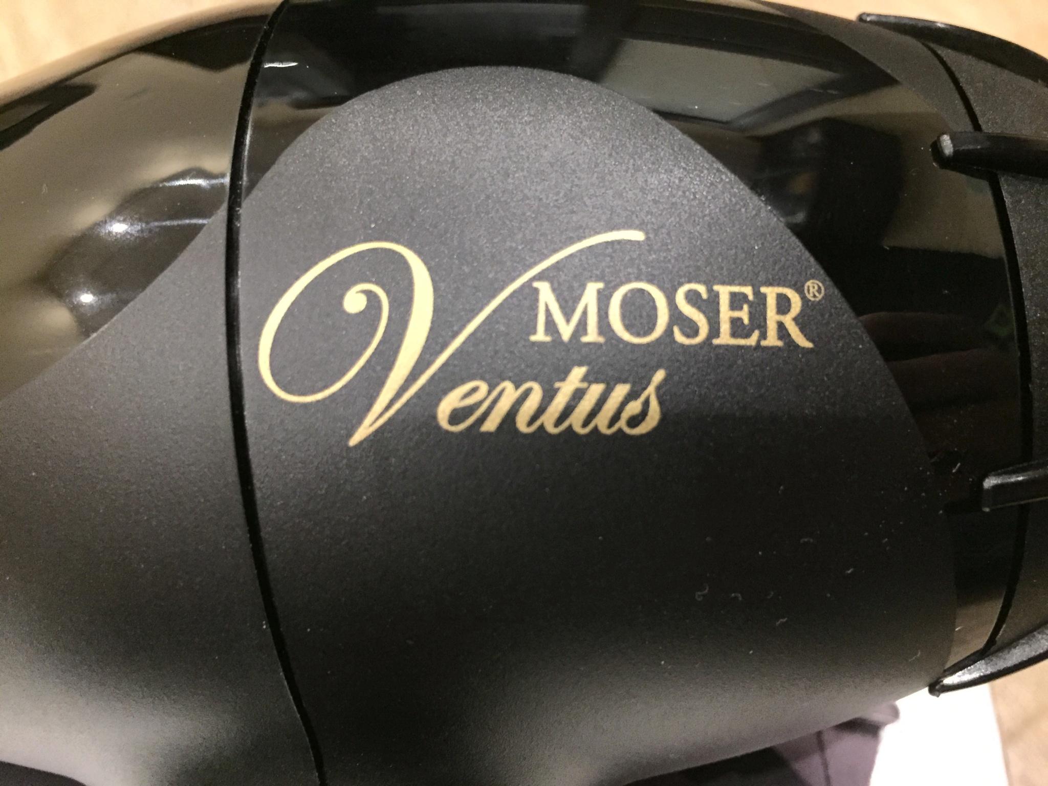 Обзор от покупателя на Фен Moser 4350-0050 Ventus — интернет-магазин ... 68eaba6bda79a