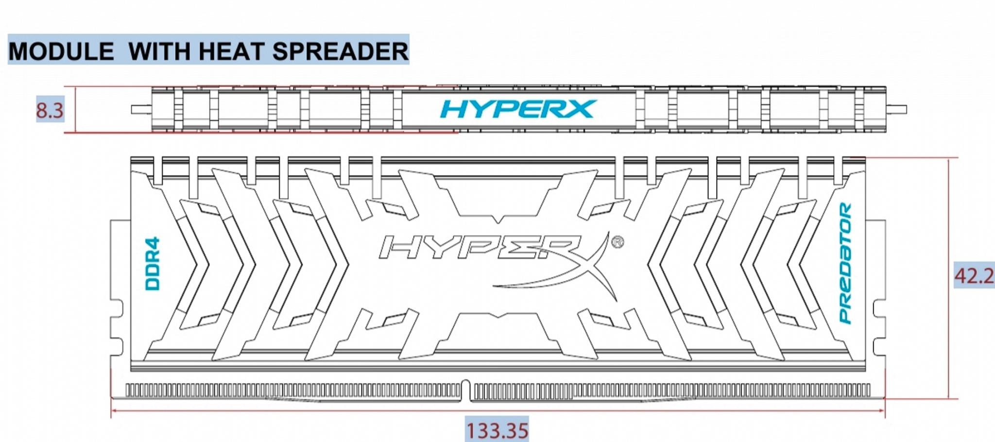 Hyperx Predator Samsung B Die