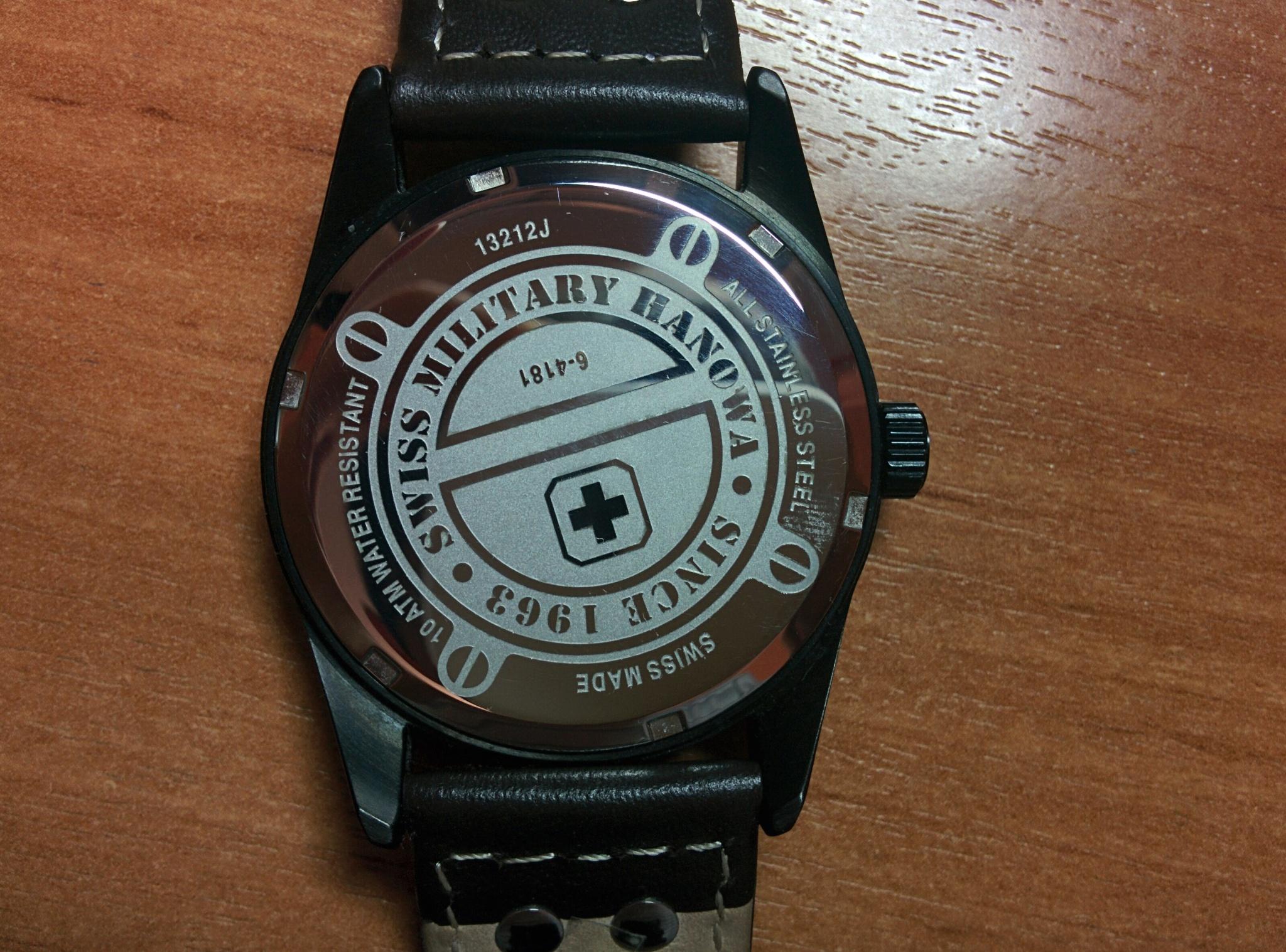 Как сделать кожаный ремешок на часы