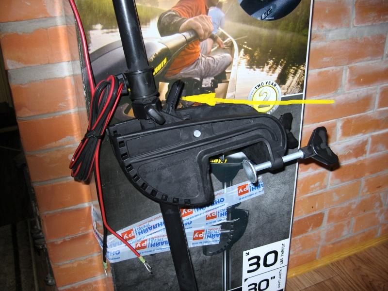 Обзор на Лодочный электромотор Minn Kota ENDURA 30 C2 76см, 12V - изображение 4