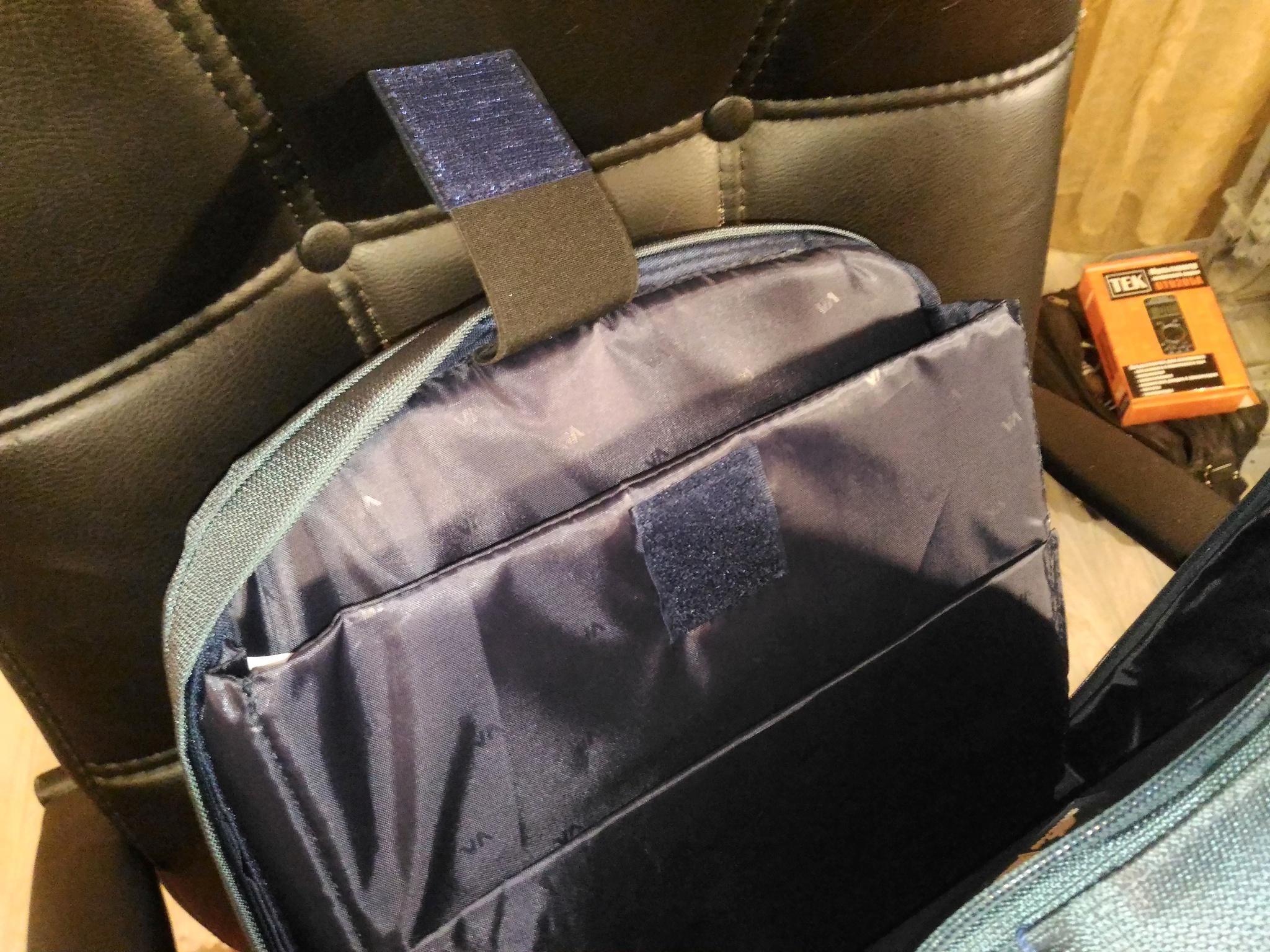 2f92429145e5 Обзор на Рюкзак для ноутбука 17.3