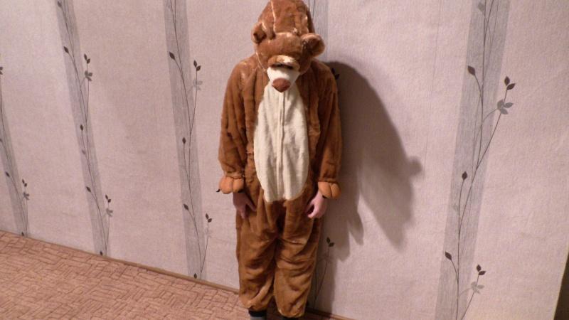 Обзор на Карнавальный костюм WINTER WINGS N02388 Медведь комбинезон 5-7 лет 2af7b98a6cd94
