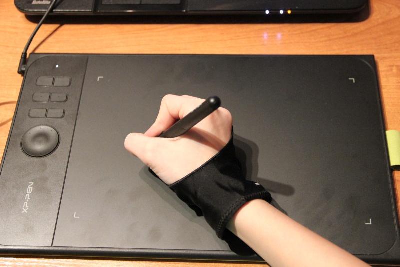 Обзор на Планшет графический XP-Pen Star 06C - изображение 13
