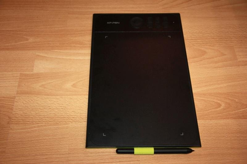 Обзор на Планшет графический XP-Pen Star 06C - изображение 1
