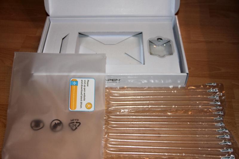Обзор на Планшет графический XP-Pen Star 06C - изображение 5