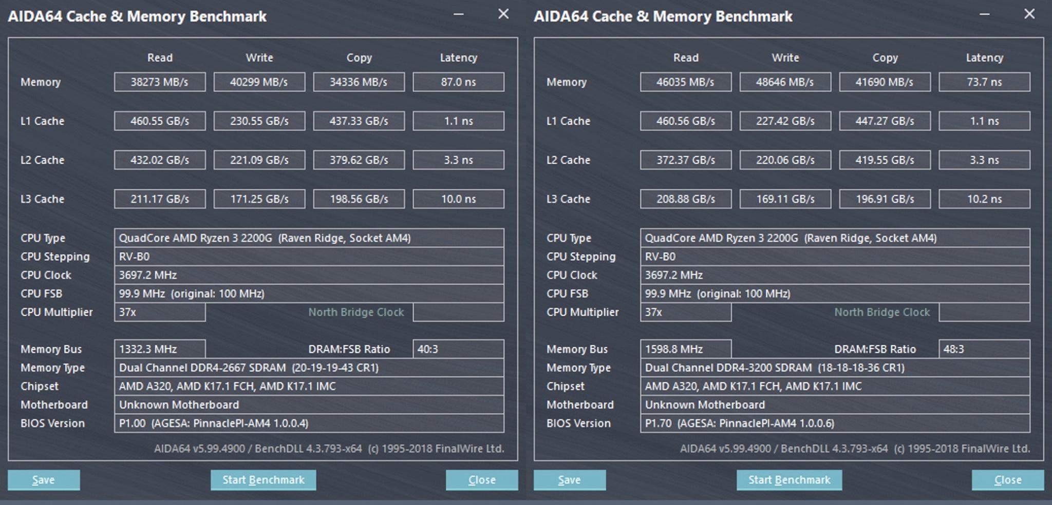 Обзор от покупателя на Оперативная память SAMSUNG DDR4 4Gb 2666MHz