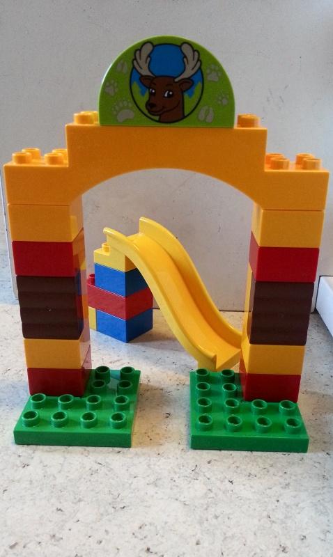 Обзор на Конструктор Lego Duplo 10584 Лесной заповедник - изображение 4
