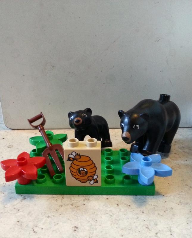 Обзор на Конструктор Lego Duplo 10584 Лесной заповедник - изображение 8