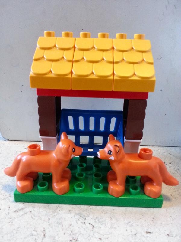 Обзор на Конструктор Lego Duplo 10584 Лесной заповедник - изображение 9
