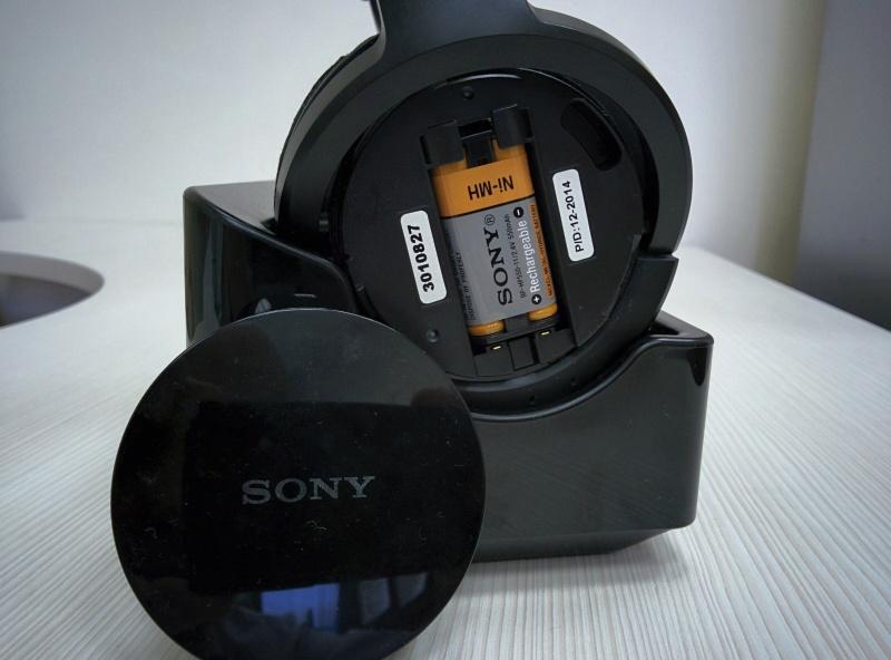 Обзор на Беспроводные наушники Sony MDR-RF855RK - изображение 10
