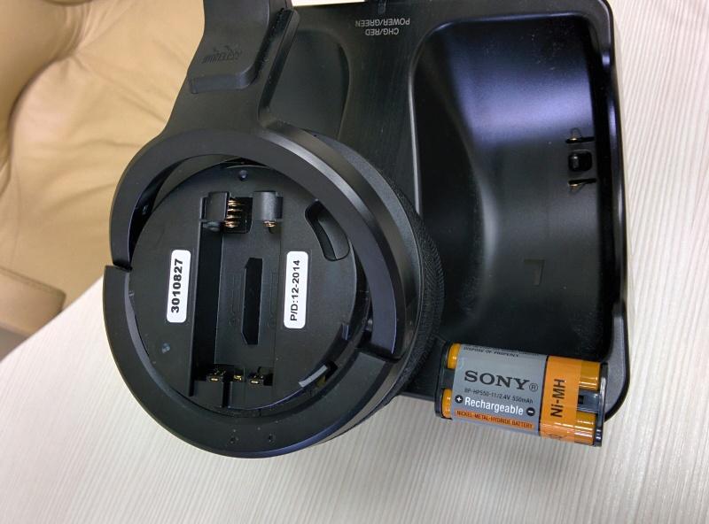 Обзор на Беспроводные наушники Sony MDR-RF855RK - изображение 7