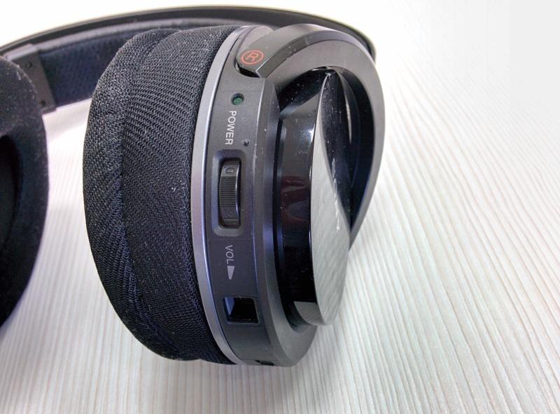 Обзор на Беспроводные наушники Sony MDR-RF855RK - изображение 8