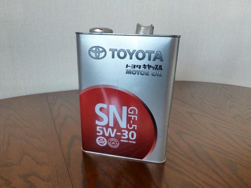 масло toyota sn 5w30 для каких двигателей