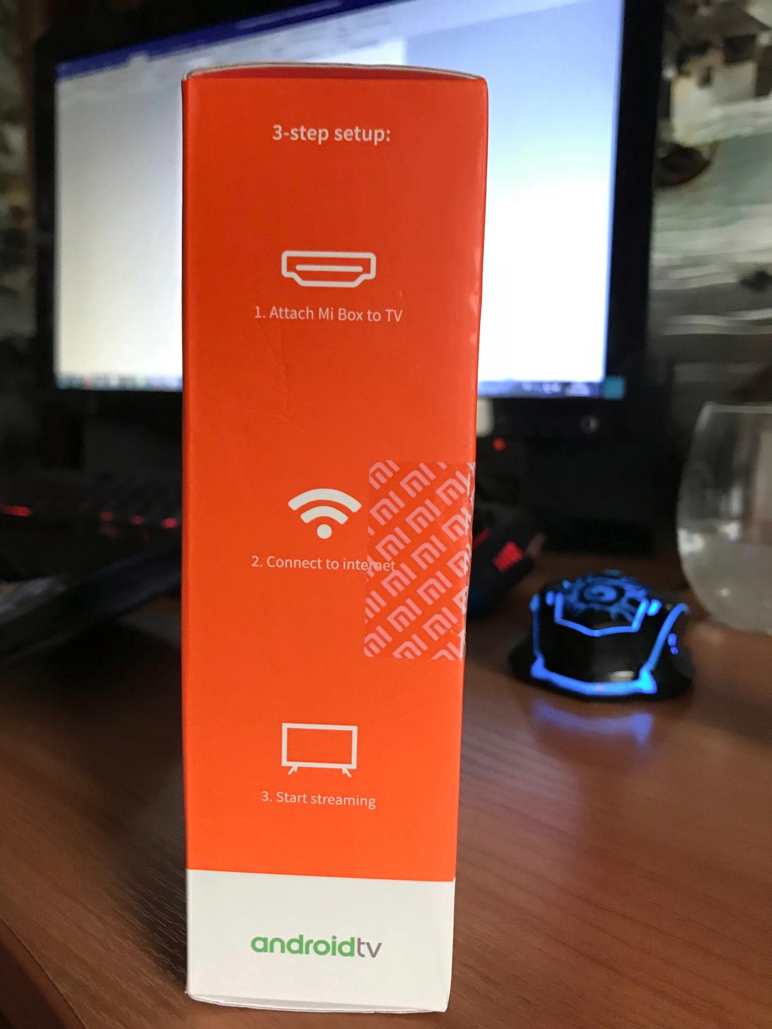 Обзор от покупателя на Медиаплеер Xiaomi Mi Box S — интернет