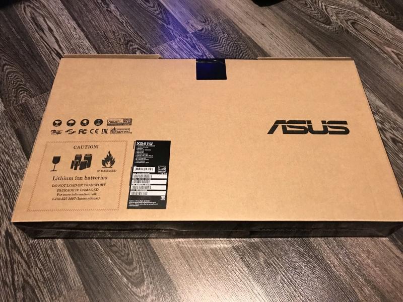 Обзор на Ноутбук ASUS VivoBook Max X541UV-DM1609 (90NB0CG3-M24160 - изображение 5