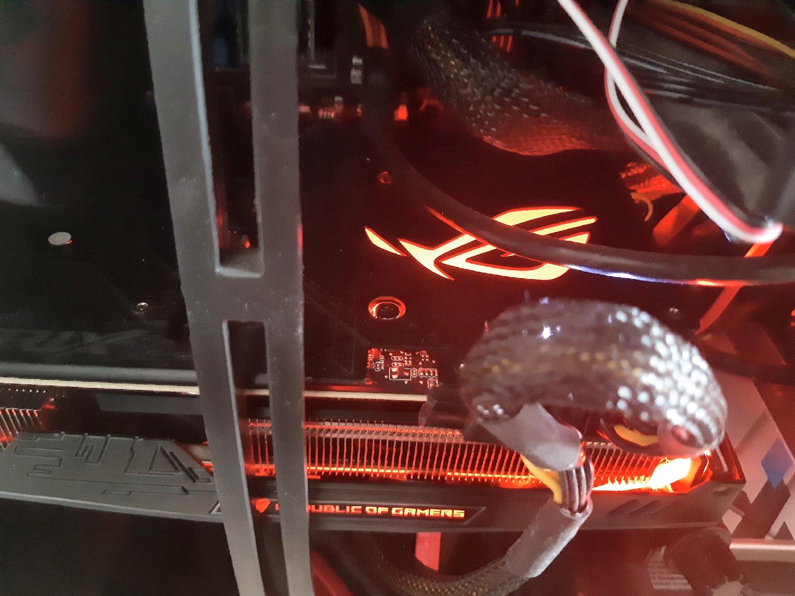 Обзор от покупателя на Видеокарта ASUS GeForce RTX 2070 ROG