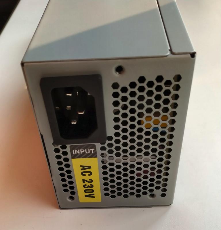 Обзор на Блок питания Foxconn 300W TFX FX-300T - изображение 6