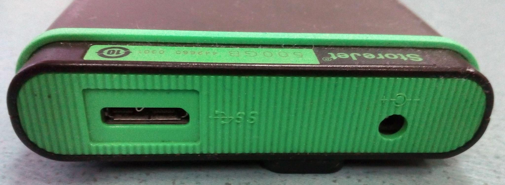 "Обзор на Внешний жесткий диск Transcend StoreJet 25M3 2.5"" 2.0Tb USB 3.0 TS2TSJ25M3 - изображение 3"