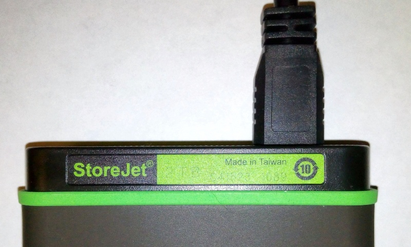 "Обзор на Внешний жесткий диск Transcend StoreJet 25M3 2.5"" 2.0Tb USB 3.0 TS2TSJ25M3 - изображение 5"