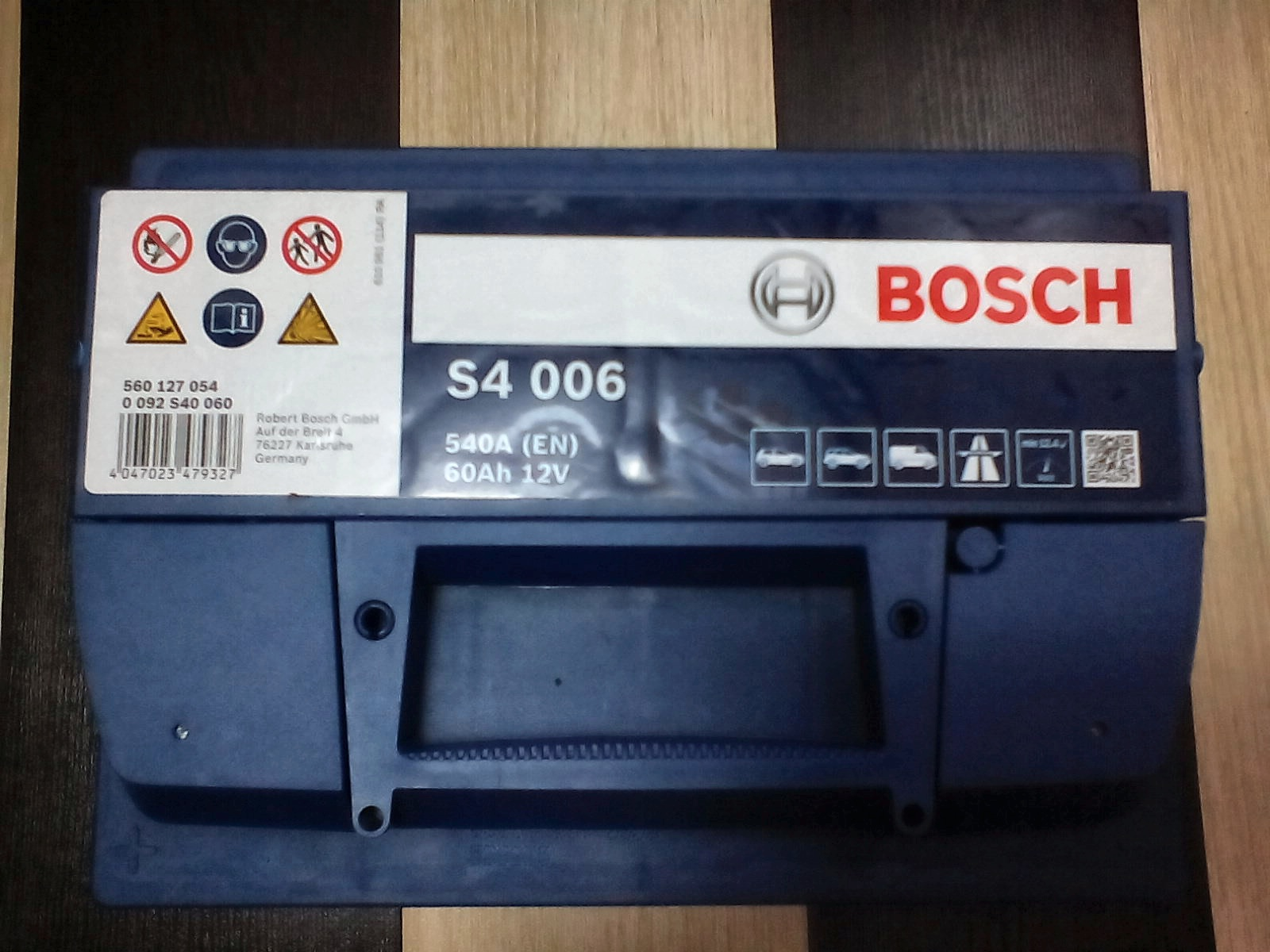Bosch silver s4 006 инструкция