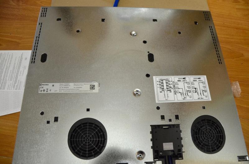 Обзор на Индукционная варочная панель Electrolux IPE 6440 KF - изображение 5