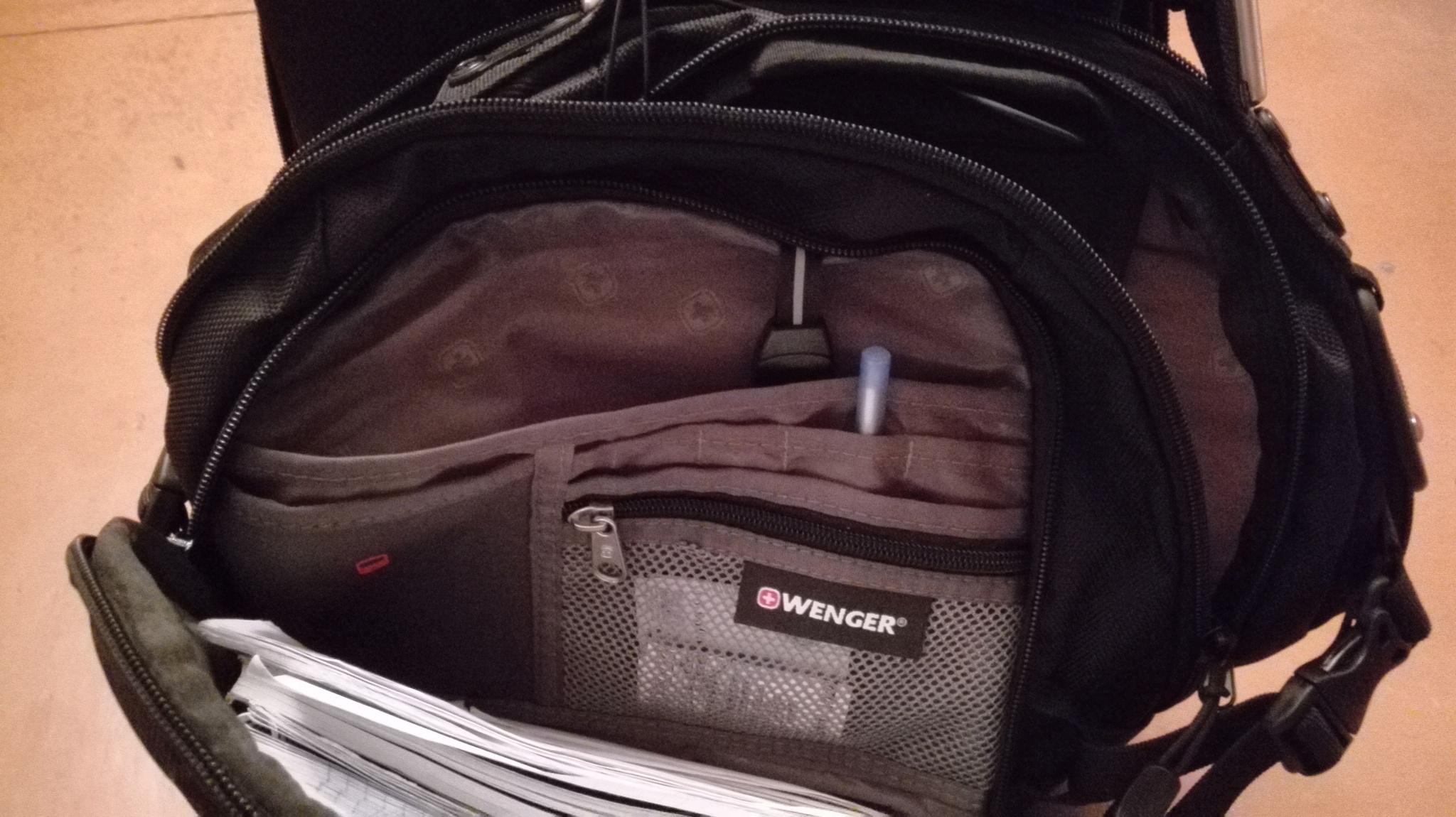 Рюкзак wenger обзор купить рюкзак женский из кожзама