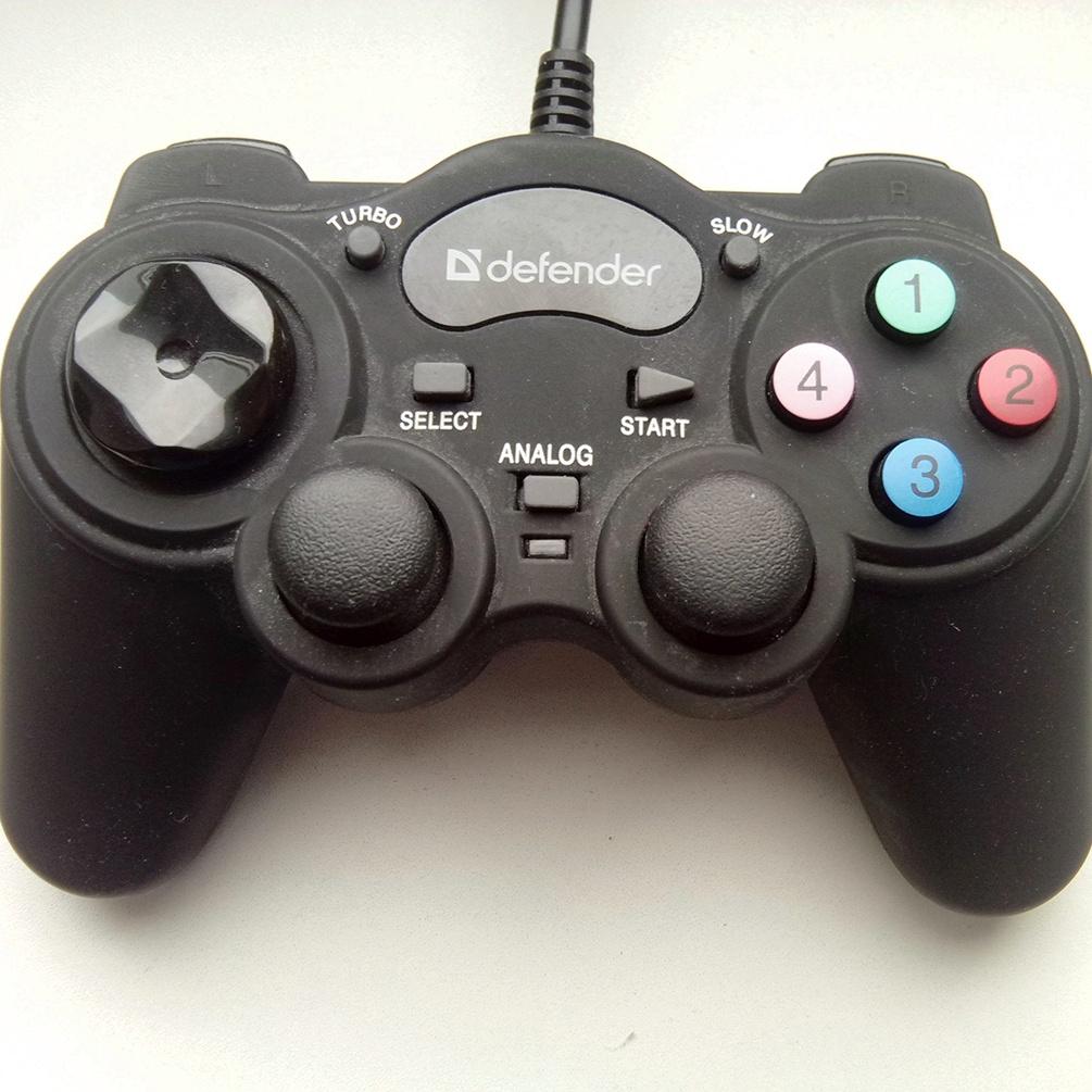 драйвера для джойстика generic usb joystick