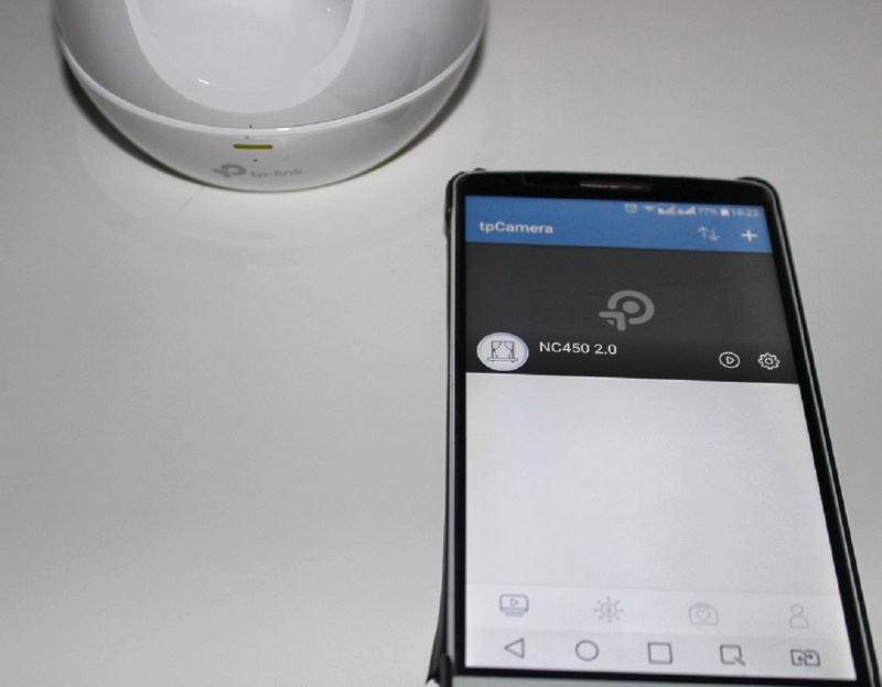 Обзор на Сетевая интернет-камера TP-LINK NC450 - изображение 27
