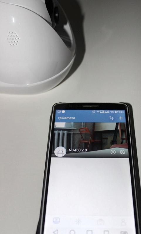 Обзор на Сетевая интернет-камера TP-LINK NC450 - изображение 29