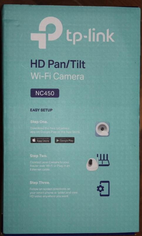 Обзор на Сетевая интернет-камера TP-LINK NC450 - изображение 5
