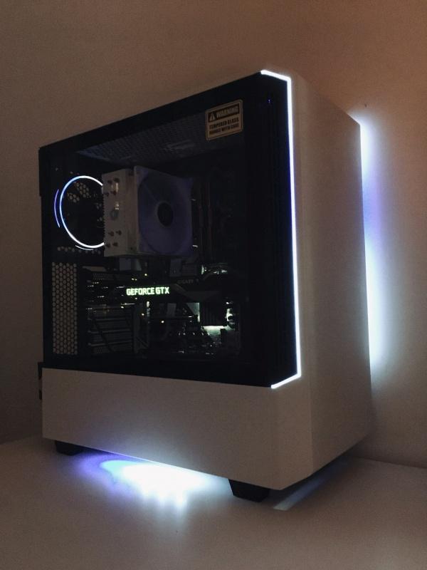 Обзор на Корпус GameMax MFG. T802 Panda White - изображение 21