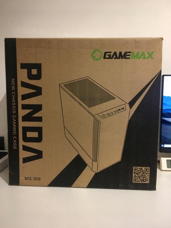 Обзор на Корпус GameMax MFG. T802 Panda White - изображение 2