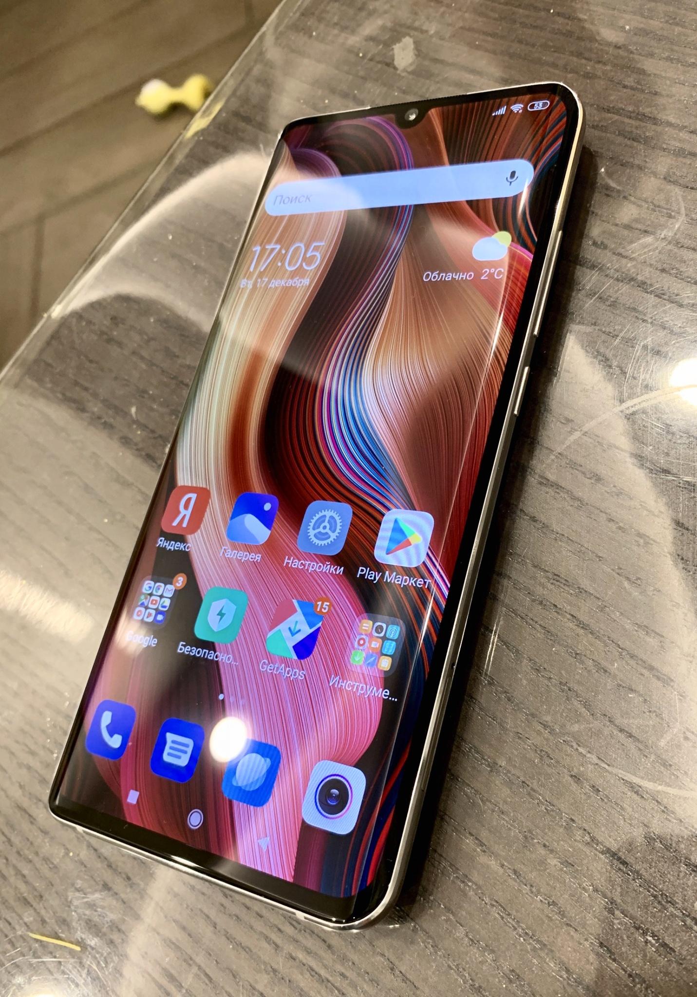 Обзор от покупателя на Смартфон Xiaomi Mi Note 10 6/128GB Glacier White —  интернет-магазин ОНЛАЙН ТРЕЙД.РУ