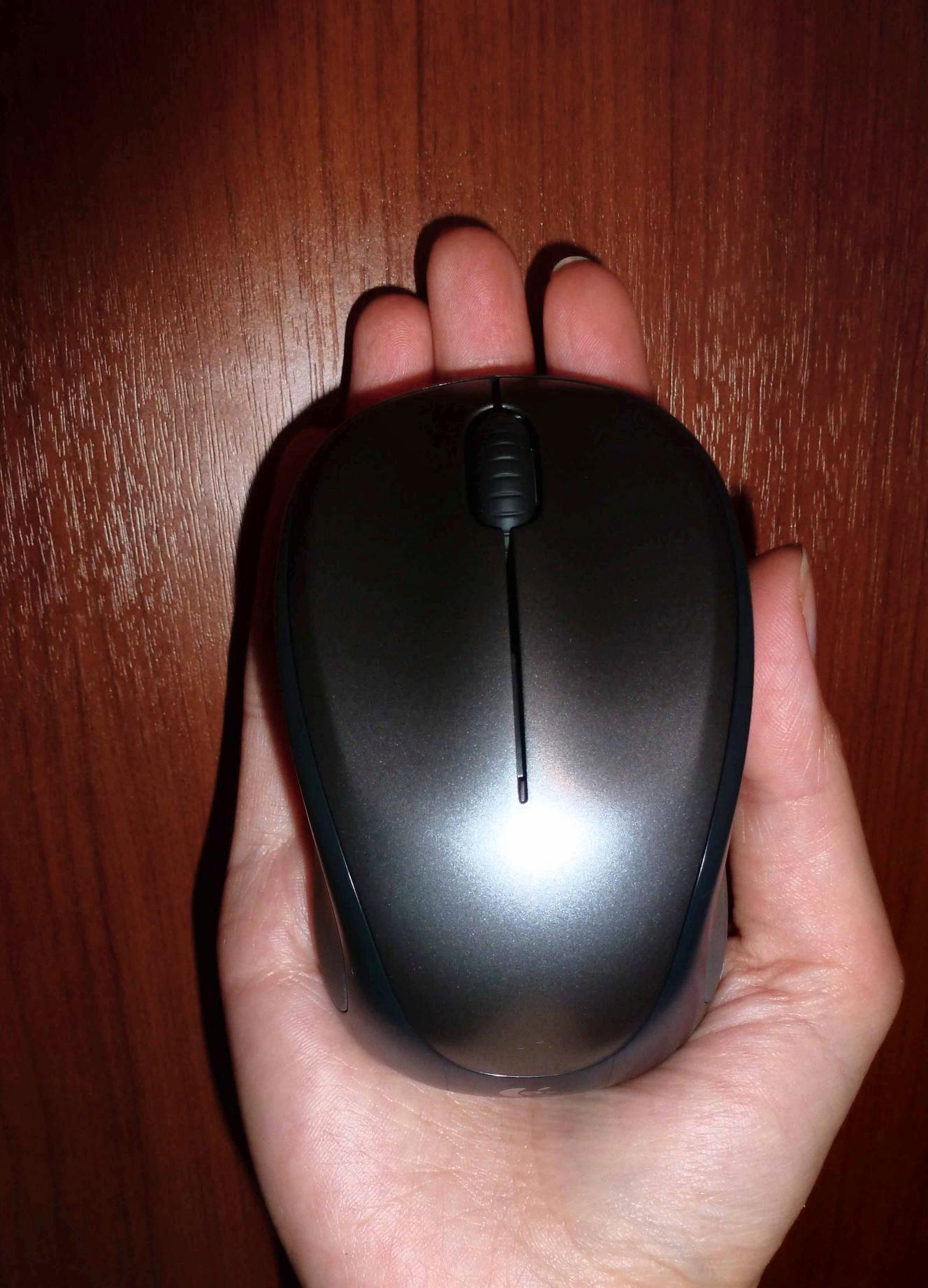 Logitech M235 Wireless Mouse Colt Glossy 910 003146