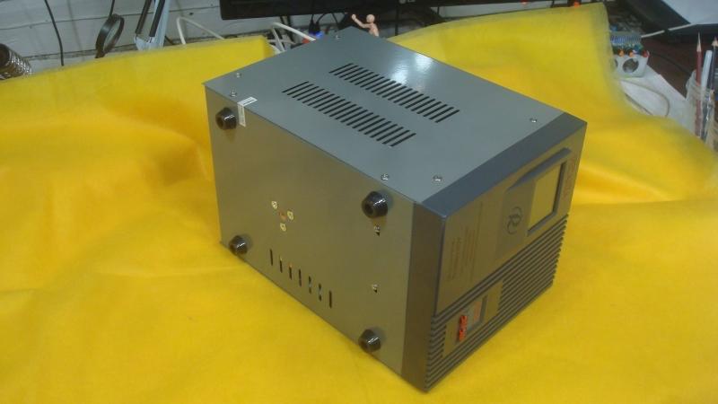 Обзор на Стабилизатор напряжения Ресанта АСН-5000/1-Ц - изображение 3