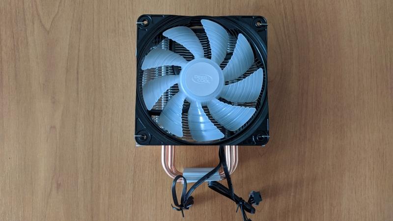 Обзор на Кулер для процессора DEEPCOOL GAMMAXX GTE V2 RGB Lighting - изображение 1