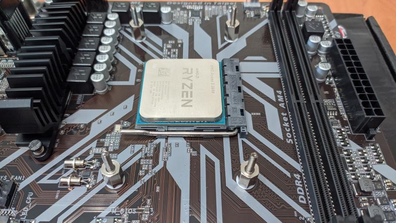 Обзор на Кулер для процессора DEEPCOOL GAMMAXX GTE V2 RGB Lighting - изображение 9
