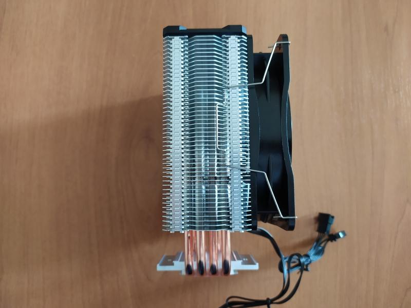 Обзор на Кулер для процессора DEEPCOOL GAMMAXX GTE V2 RGB Lighting - изображение 2