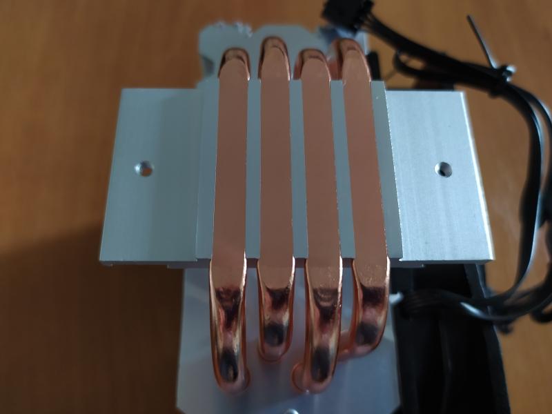 Обзор на Кулер для процессора DEEPCOOL GAMMAXX GTE V2 RGB Lighting - изображение 5
